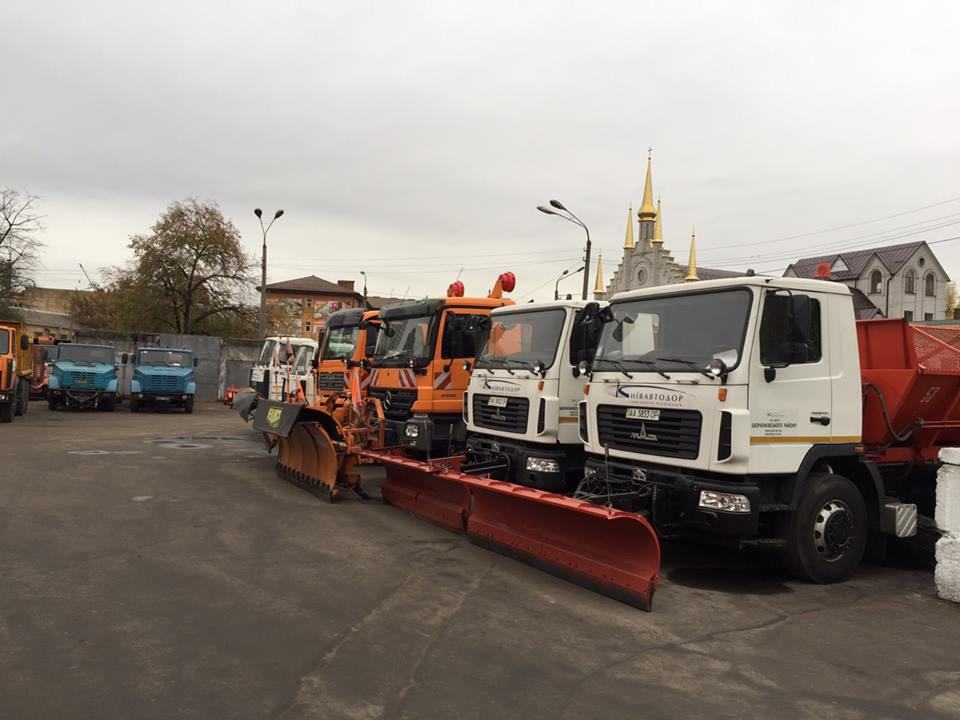 Киевавтодор будет работать в 2 смены