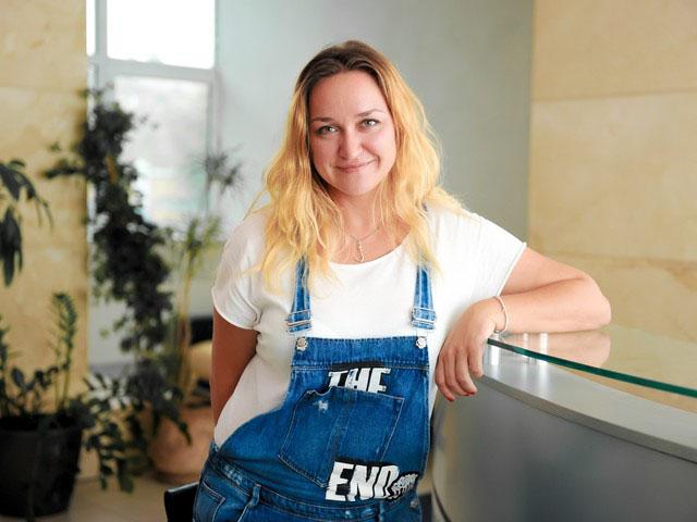 Елена Синельникова генеральный продюсер
