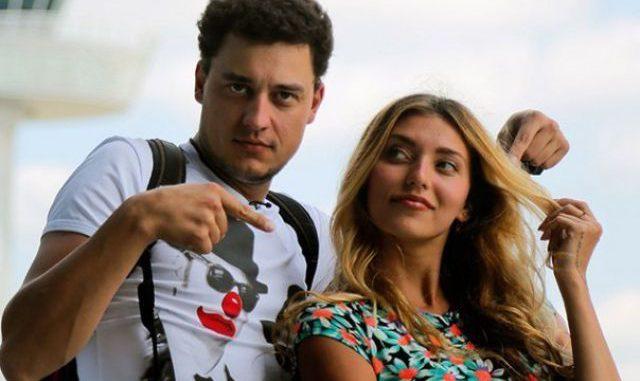 Евгений Синельников и Регина Тодоренко