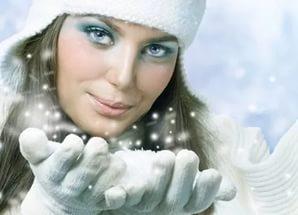 Зимняя и летняя косметика