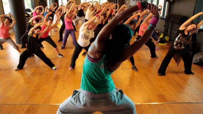 Танцы, чтобы похудеть