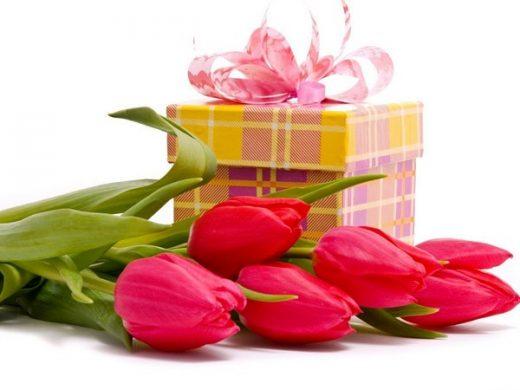 Сувениры, подарки к 8 марта