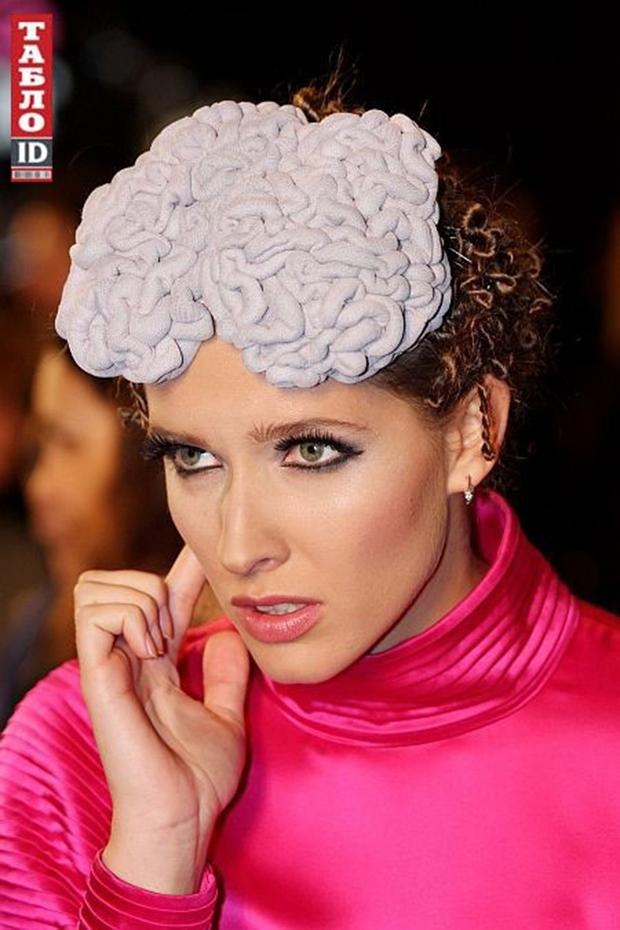 Осадчая и ее шляпки