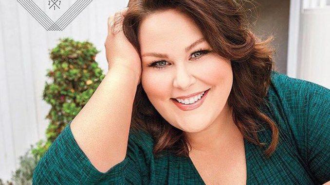 Крисси Метц не мешает вес