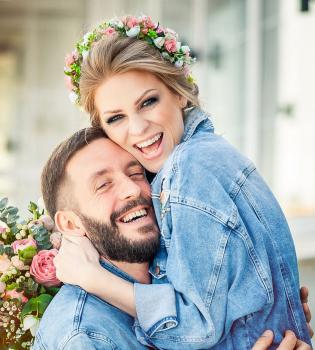 Глущенко вышла замуж