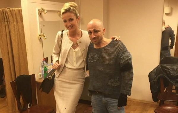 Бузова встречается с Дмитрием Нагиевым