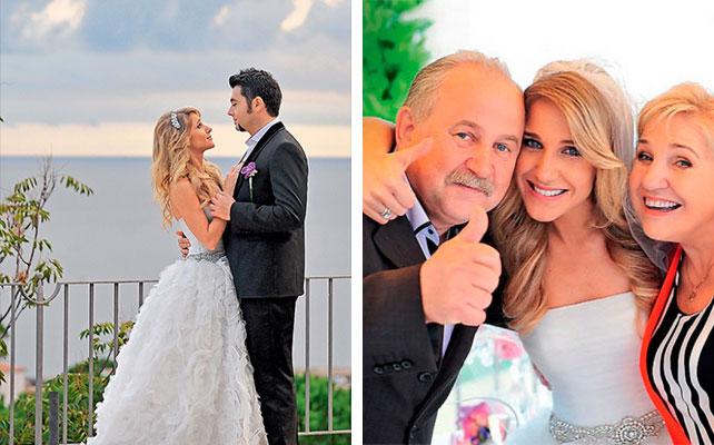 Свадьба Юлии Ковальчук