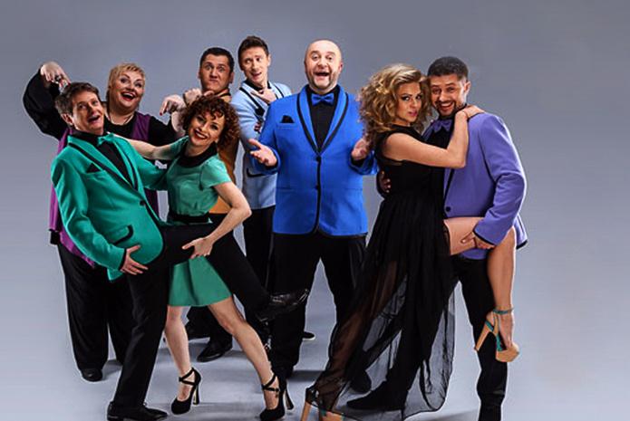 шоу в Украине