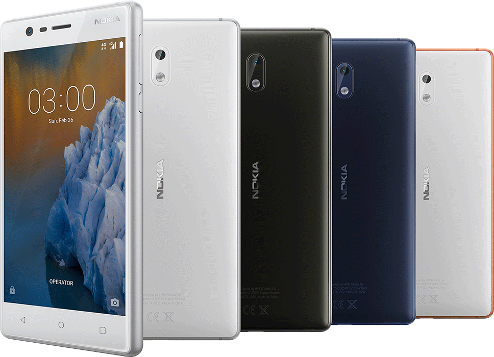Возвращается Nokia 3