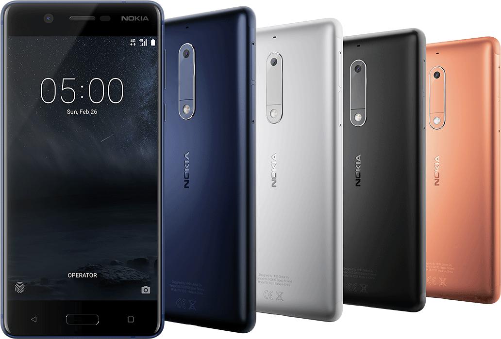 Возвращается Nokia 5