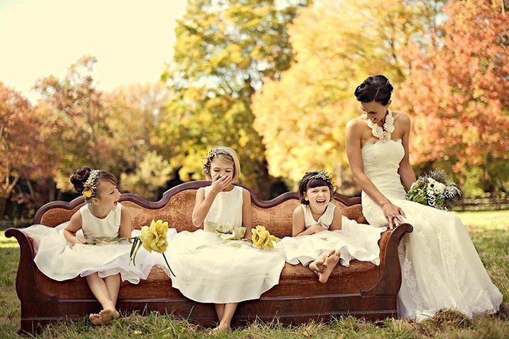 Свадебные тренды 2017 года