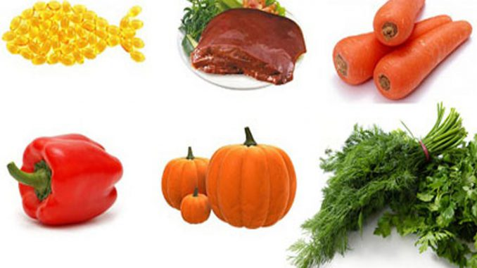 Почему не хватает витамина А