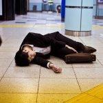 Японцы умирают от переутомления