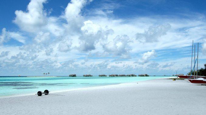 Мальдивы, райский уголок