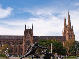 Сидней,. Город, где проходила олимпиада в 2000 году