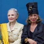Модные бабушки, которым за 70! Красивой и стильной можно и нужно быть всегда!