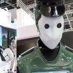 Робот-полицейский официально начал свою работу в Дубаи