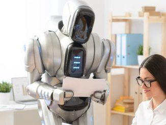 Роботы заменят множество профессий