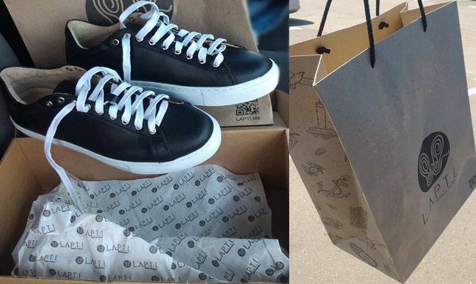 L.A.P.T.I. впечатления от покупки обуви