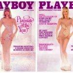 Женщина прекрасна в любом возрасте! PlayBoy воссоздал культовые обложки глянца