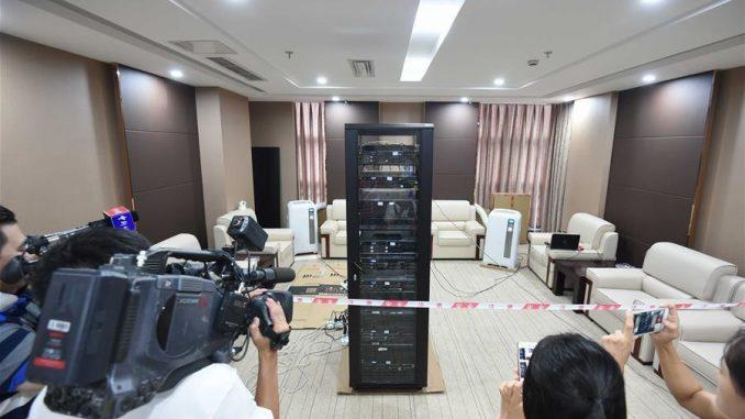Робот в Китае сдал экзамен