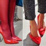 Почему знаменитости носят туфли на несколько размеров больше. Ответ удивит