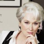 Великолепная Мэрил Стрип отпраздновала 68-летие