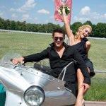 Агата Муцениеце и Павел Прилучный отпраздновали 6 лет в браке