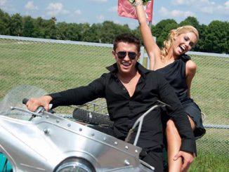 Агата Муциенице и Павел Прилучный праздную 6-ю годовшину свадьбы