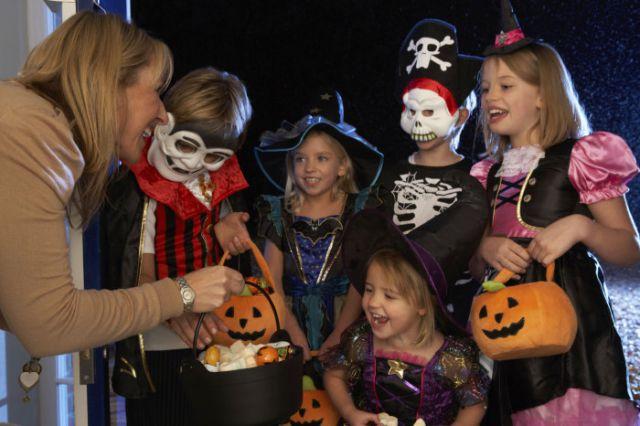 Суеверия и традиции на Хэллоуин
