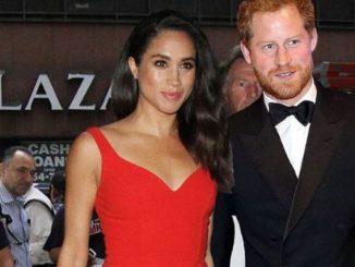 Меган Маркл и принц Гарри объявили о свадьбе