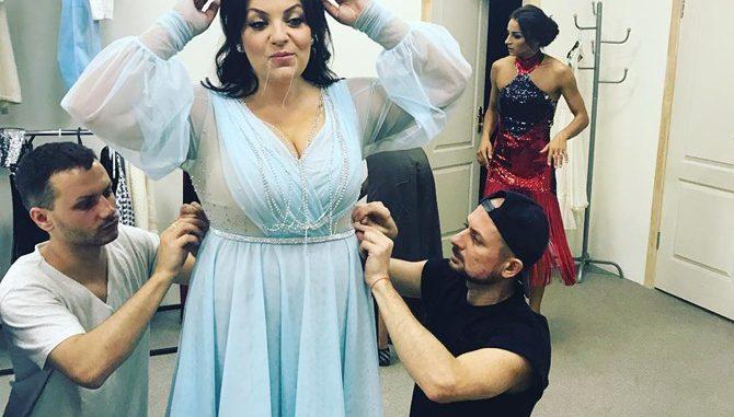 """Экс участница """"Танцы со звездами"""" Наталия Холоденко сбросила 15 кг"""