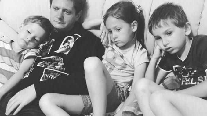 """Евгений Сморигин - актер, телеведущий и участник """"Дизель шоу"""""""