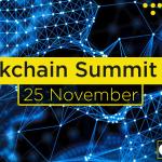 25 ноября в Киеве состоится Blockchain Summit
