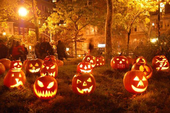 Что можно делать на Хэллоуин и чего нельзя