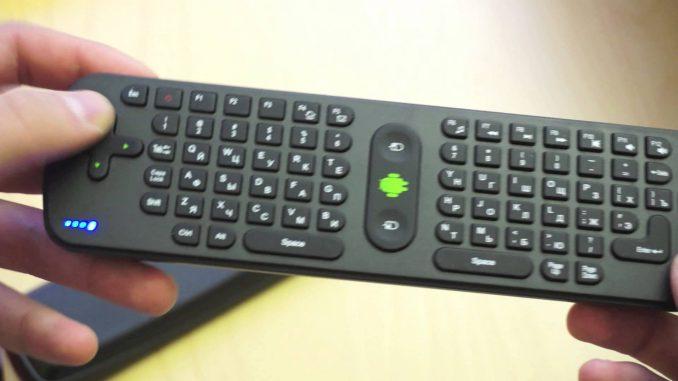 Смарт ТВ приставка на Android для телевизора