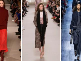 Тренды моды осени 2017