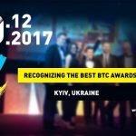 В Киеве пройдет церемония награждения лучших представителей индустрии криптовалют и Блокчейн-проектов