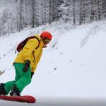 Лучшие места в Украине для любителей сноубординга