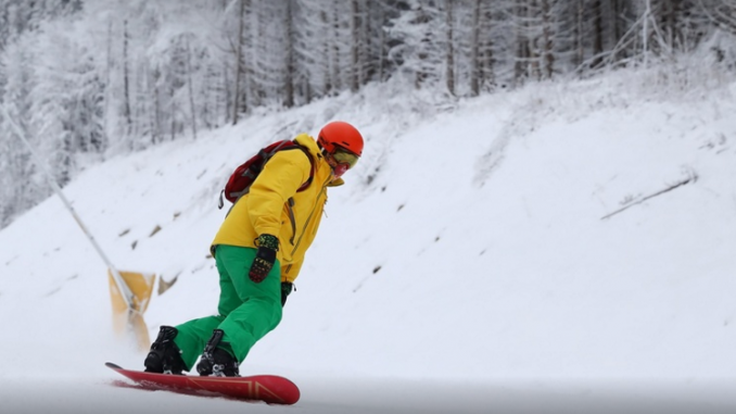 сноубординга