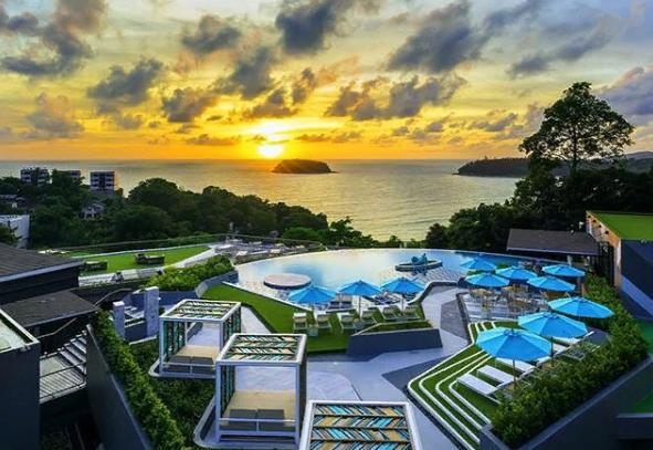 Отель на острове Пхукет