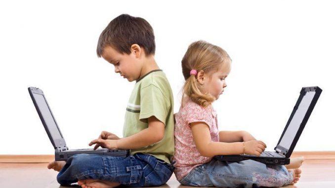 Он-лайн игры у детей