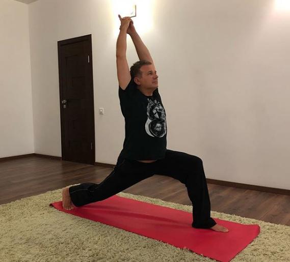 Йога от Юрия Горбунова