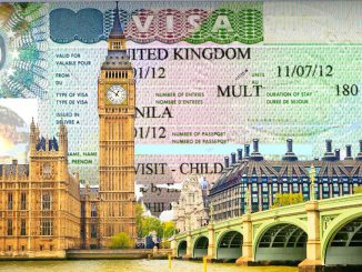 Получить визу в Британию