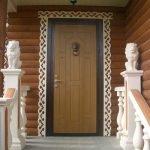 Выбираем входную дверь в квартиру или дом