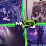 Пятый фестиваль WEGAME 5.0 состоится 21 и 22 апреля в Киеве