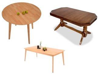 кухонным столом