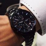 Мужские наручные часы с большим хронометром: преимущества и недостатки