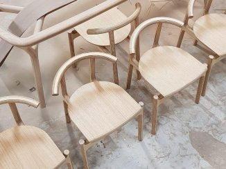 Мебель из фанеры➨Стулья
