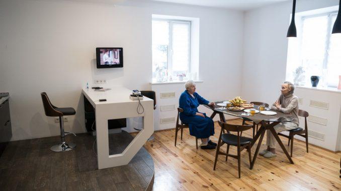 Дом для престарелых | Забота о родных
